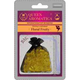 Ароматизатор Queen Aromatica мешочек Jimmy (с нотками Floral Fruity) QA-B-12