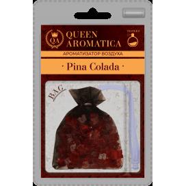 Ароматизатор Queen Aromatica мешочек Pina Colada QA-СB-02