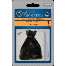 Ароматизатор Queen Aromatica мешочек Westcott (с нотками Sauvage) QA-B-11