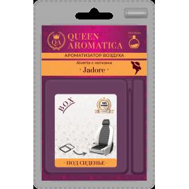 Ароматизатор Queen Aromatica под сиденье Alverta (с нотками Jadore) QA-X-02