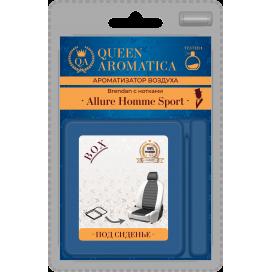 Ароматизатор Queen Aromatica под сиденье Brendan (с нотками Allure Homme Sport) QA-X-09