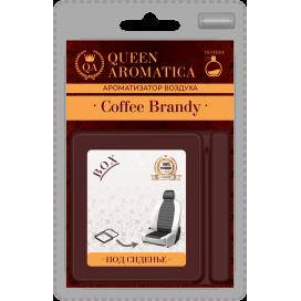 Ароматизатор Queen Aromatica под сиденье Coffee Brandy QA-CX-01