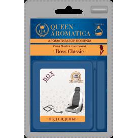 Ароматизатор Queen Aromatica под сиденье Cosa Nostra (с нотками Boss Classic) QA-X-07