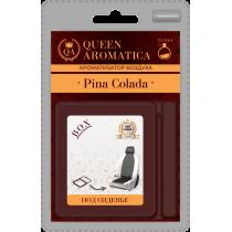 Ароматизатор Queen Aromatica под сиденье Pina Colada QA-CX-02