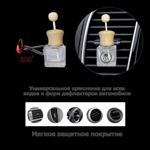 Автопарфюм Queen Aromatica Diffuzor Active Art (с нотками Invictus) F-13